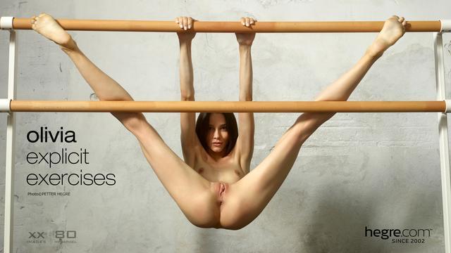 Olivia explicit exercises