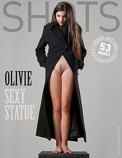 Olivie sexy statue