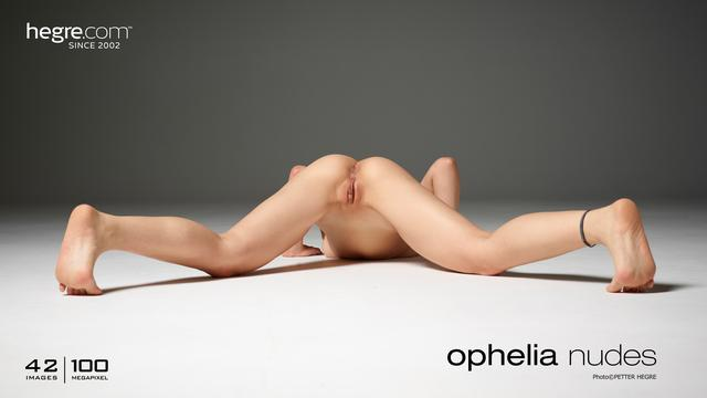 Ophelia nudes