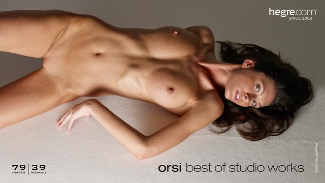 Orsi best of studio works