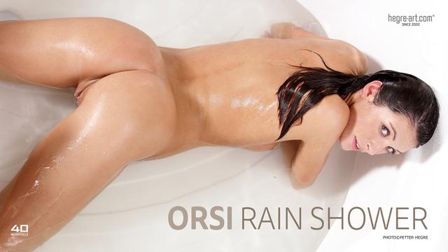 Orsi rain shower