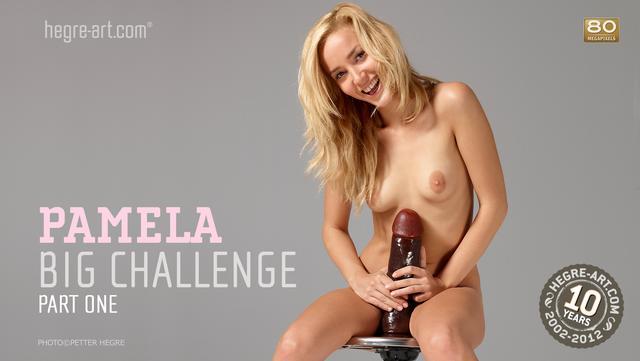 Pamela big challenge part1