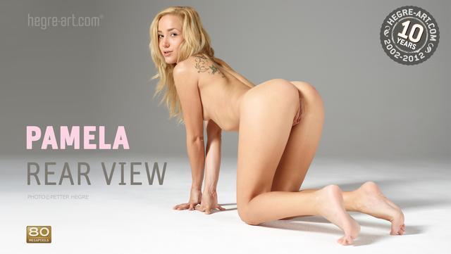 Pamela rear view
