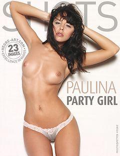 Paulina Party Mädchen