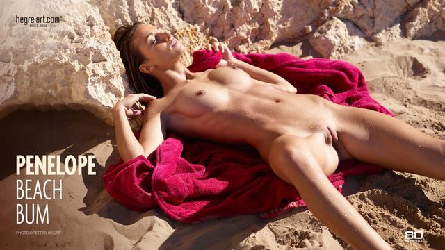 Penelope beach bum