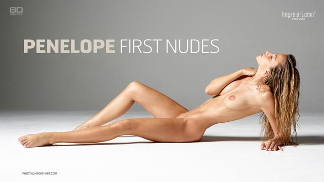 Penelope first nudes