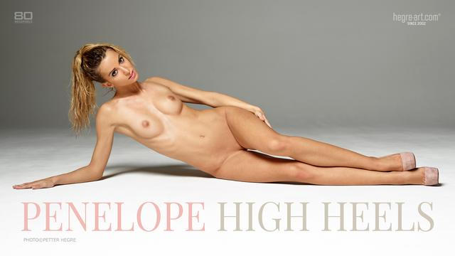 Penelope high heels