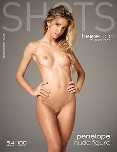 Penelope silhouette nue