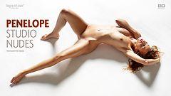 Penelope studio nudes