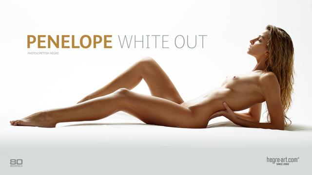 Penelope white out