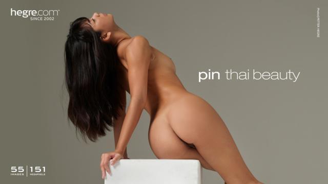Pin Thai beauty