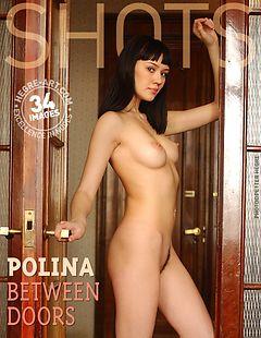 Polina between doors