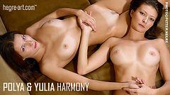 Polya and Yulia harmony