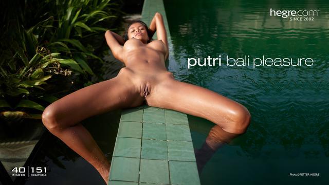 Putri Genuss auf Bali