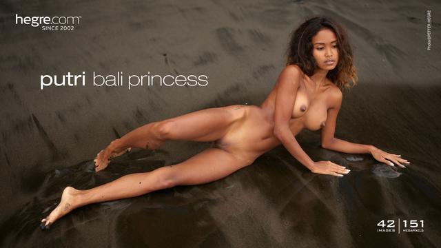 Putri Bali princess