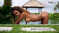 Putri beauté de Bali