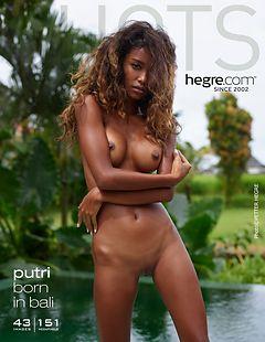 Putri born in Bali