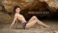 Rose bikini