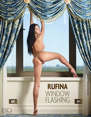 Rufina window flashing
