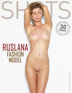 Ruslana Mode-Modell