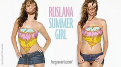 Ruslana Sommermädchen