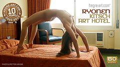 Ryonen kitsch art hotel
