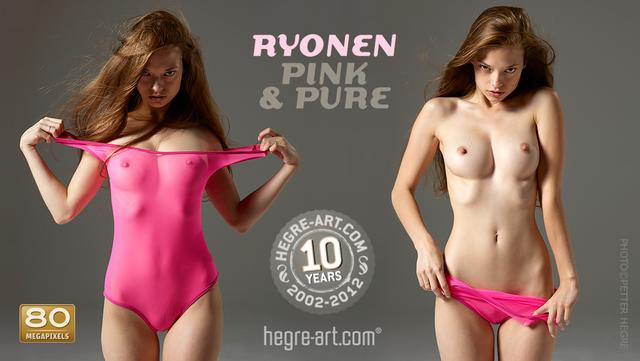 Ryonen pink and pure
