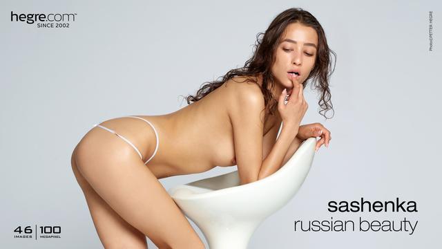 Sashenka beauté russe