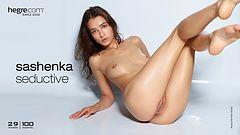 Sashenka seductive