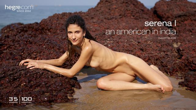 Serena L une Américaine en Inde