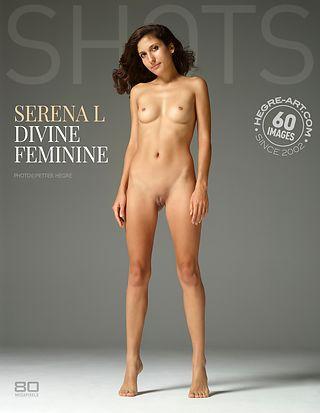 Serena L divine et féminine