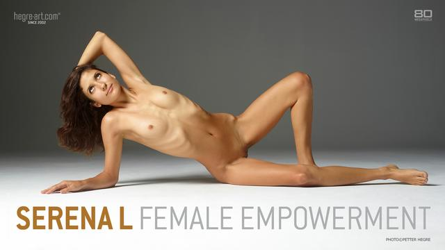 Serena L female empowerment
