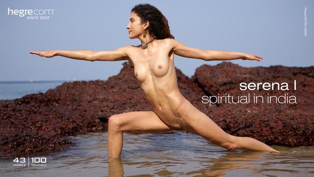 Serena L spiritual in India
