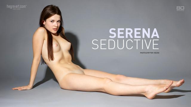 Serena verführerisch