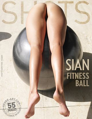 Sian fitness ball