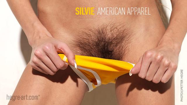 Silvie American apparel