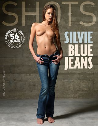 Silvie blue jeans