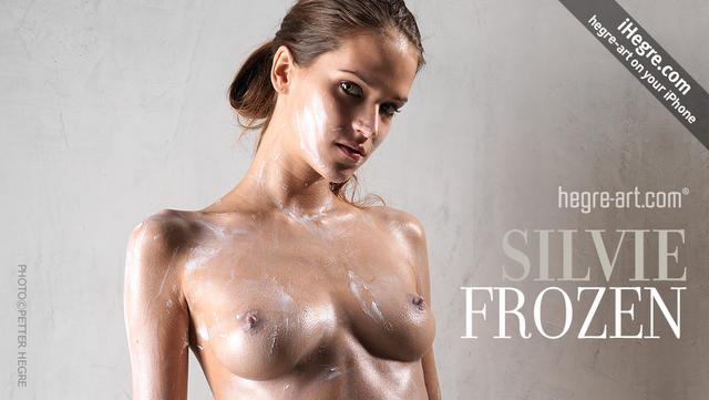 Silvie congelada