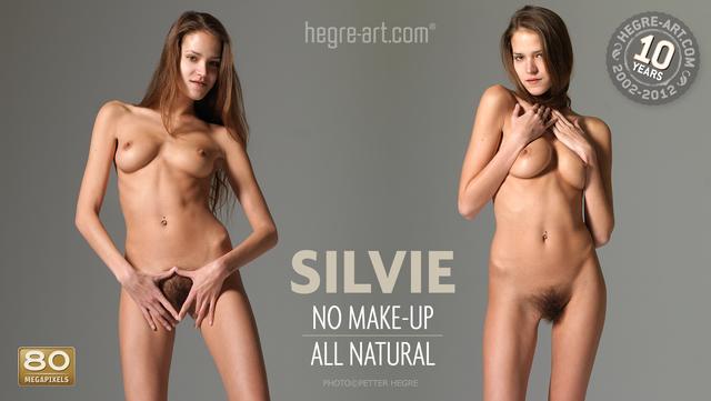 Silvie no makeup all natural