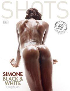 Simone black and white