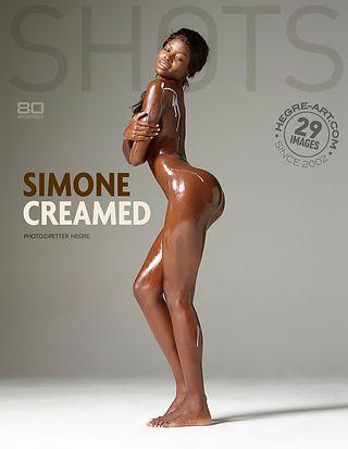 Simone huilée