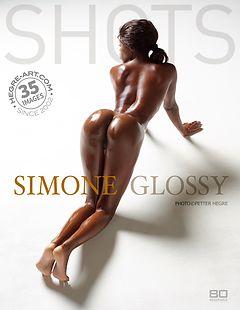 Simone glossy