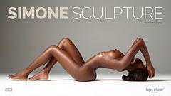 Simone escultura