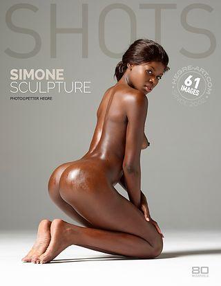 Simone sculpture