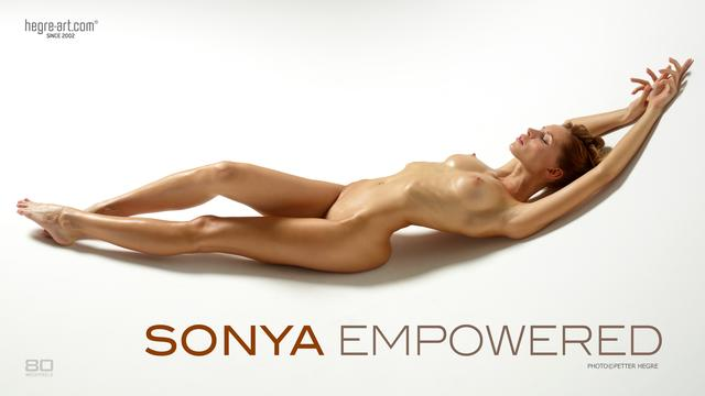 Sonya empowered