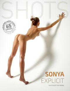 Sonya explicit