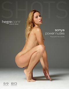 Sonya power nudes