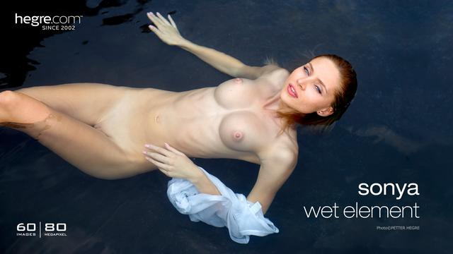 Sonya wet element