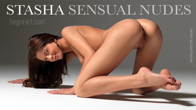 Stasha sensual nudes