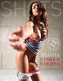 Stasha stars and stripes
